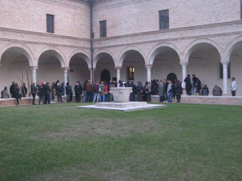 """""""Un èltr modi – Un altro modo"""" – Chiostri Francescani  Ravenna 2015 – Gallery"""
