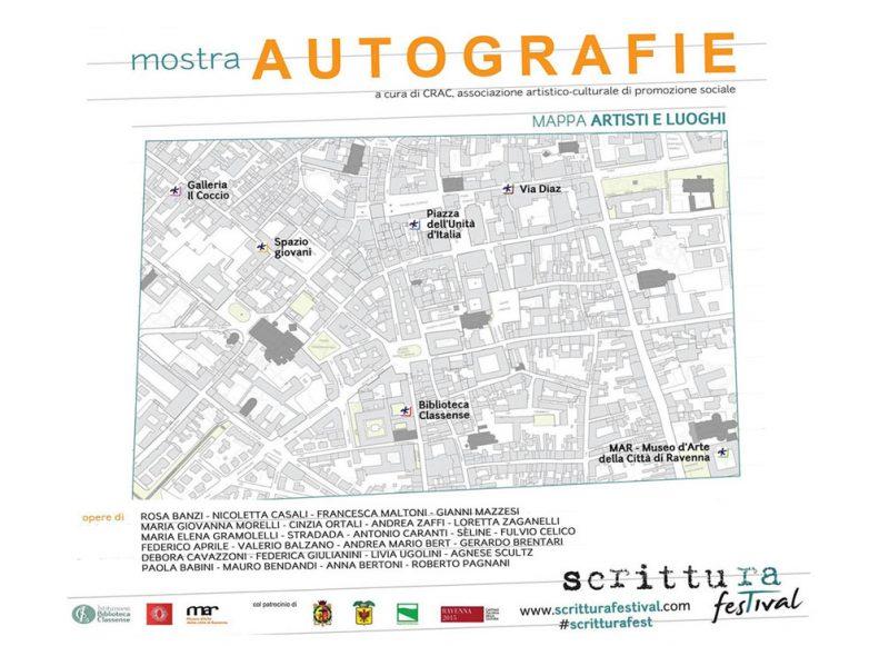 """Autografie"" – Catalogo mostra"